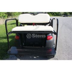 Rear Flip Seat / Club Car Precedent (White)