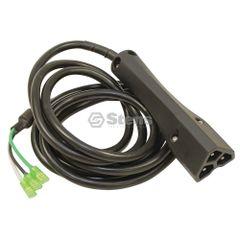 Charger Plug / E-Z-GO 611219