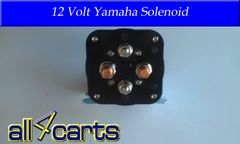 Yamaha Gas Solenoid for G8 | G9 | G11 | G14 | G16 | G20