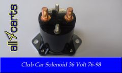 Club Car DS 36v Electric 1976 to 1998