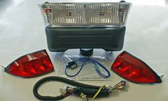 Club Car Precedent Golf Cart Light Kit Electric 2004-2007