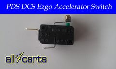 Ezgo Accelerator Microswitch 1994 and up PDS and DCS