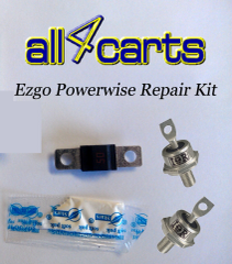 Ezgo Powerwise Charger Repair Kit - Click No Charge