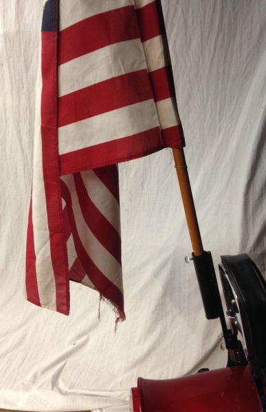 Flag Holder, Single, Universal fit