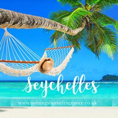 Limited Edition Seychelles Candle Tin