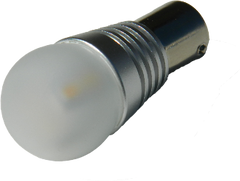 BAYONET BASE - LED TOWER BULB DOUBLE POST: WARM WHITE