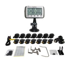 TIRE PRESSURE AND TEMPERATURE MONITORING SYSTEMS (TPMS - 14 Flow Through)