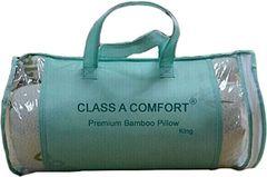 CLASS A COMFORT BAMBOO PILLOW - Memory Foam Pillow