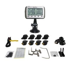 TIRE PRESSURE AND TEMPERATURE MONITORING SYSTEMS (TPMS - 8 Flow Through)