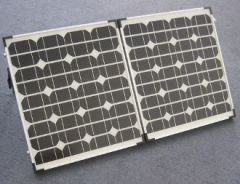 PORTABLE RV SOLAR BATTERY CHARGER (90 W)