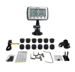 TIRE PRESSURE AND TEMPERATURE MONITORING SYSTEMS (TPMS-12 Anti-Theft)