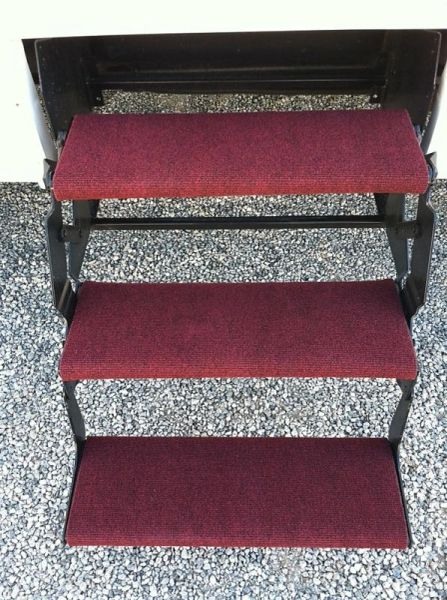 Rv Wrap Around Step Cover Eez Rv Products