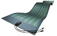 POWERFLEX FLEXIBLE ROOF TOP SOLAR PANELS (100W)