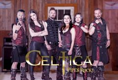 April 5, Fri. 2019 - Celtica Pipes Rock - Big Island - Adv.