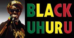March 8, Fri. - Big Island - Black Uhuru - VIP Seating