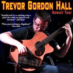 Sept. 7, Fri. - Kona - 6:00 pm Show - Trevor Gordon Hall - Adv.