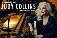Jan. 5, Sat. 2019 - Judy Collins - Big Island - Gold Circle
