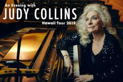 Jan. 3, Thur. 2019 - Judy Collins - Kauai - Gold Circle