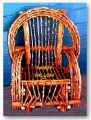 Jackson Hole Country Home Décor: Sundance Lodge Chair - Handcrafted Pool and Patio Furniture