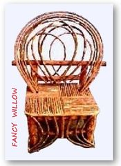 Jackson Hole Country Home Décor: Belmont Playa Cottage Chair - Handcrafted Pool and Patio Furniture
