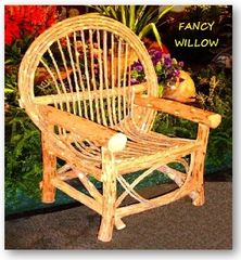 Jackson Hole Country Home Décor: Tahoma Back Forty Chair - Handcrafted Pool and Patio Furniture