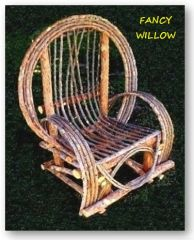 Jackson Hole Country Home Décor: Xavier Dude Ranch Chair - Handcrafted Pool and Patio Furniture
