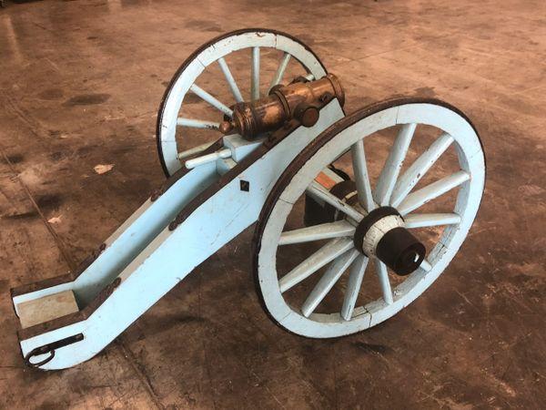 American Revolutionary War Howitzer Mortar