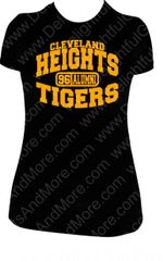CLEVELAND HEIGHTS TIGERS ALUMNI TEE