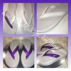 Custom NIKE Women's Ultra Celso Thong Sandal
