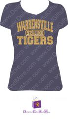 WARRENSVILLE TIGERS ALUMNI TEE