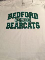 BEDFORD BEARCATS ALUMNI/CLASS OF TEE
