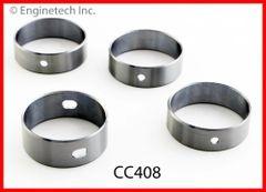 Cam Bearing Set - w/14 Bolt Oil Pan (EngineTech CC408) 75-85