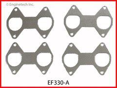 Exhaust Manifold Gasket Set (EngineTech EF330A) 04-14