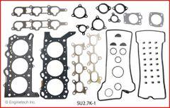 Full Gasket Set (EngineTech SU2.7K-1) 01-05