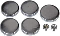 Frost Plug Set - Steel (EngineTech PK17) 64-90