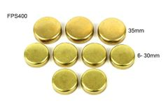 Frost Plug Set - Brass (DNJ FPS400) 88-94