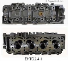 Cylinder Head - New Bare (EngineTech EHTO2.4-1) 85-95