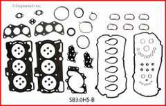 Full Gasket Set (EngineTech SB3.0K-2) 05-09