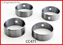 Cam Bearing Set (EngineTech CC471) 60-78