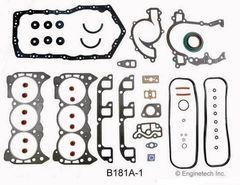 Full Gasket Set - FWD (EngineTech B181A-1) 85-88