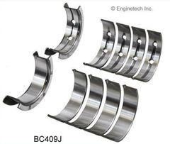 Main Bearing Set (EngineTech BC409J) 99-13