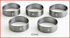 Camshaft Bearing Set (EngineTech CC416) 63-81