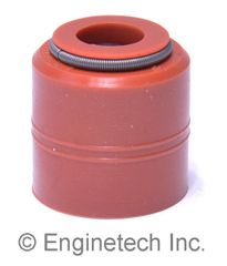 Valve Stem Seal Set - Silicone (EngineTech S2886-16) 63-91
