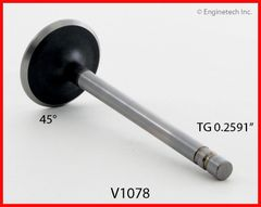 "Intake Valve - 1.720"" L4 (EngineTech V1078) 62-70"
