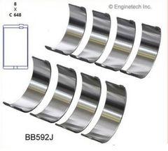 Rod Bearing Set (EngineTech BB592J) 83-02