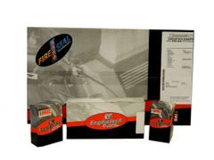 Engine Re-Ring Kits w/Mains D17A1 (EngineTech RMHO1.7P) 01-05