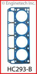 Head Gasket - MLS (EngineTech HC293B) 02-15
