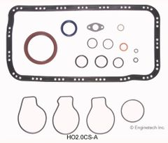 Bottom End Gasket Set (EngineTech HO2.0CS-A) 90-01