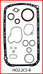 Bottom End Gasket Set (EngineTech HO2.2CS-B) 92-96