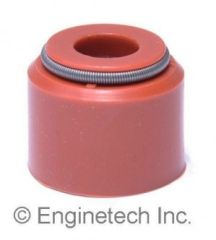 Valve Stem Seals - Silicone Hi Heat (EngineTech S2806-16) 11/32""